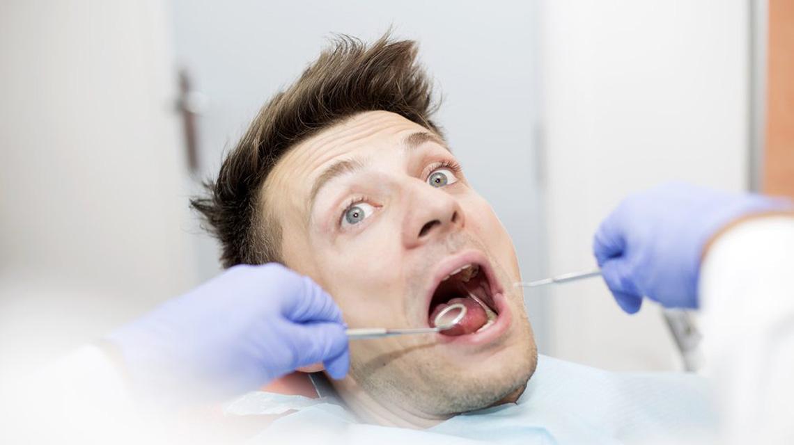اضطراب دندانپزشکی و استرس و ترس از دندانپزشکی و عواقب آن | دکتر واحدی فردیس کرج